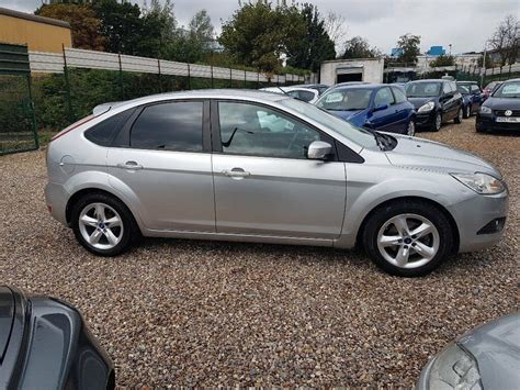 ford focus  petrol facelift zetec good spec nice