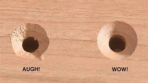 Smooth-As-Silk Perfect Countersink - Popular Woodworking