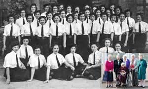 Last surviving Bletchley Park women reunited after 70 ...