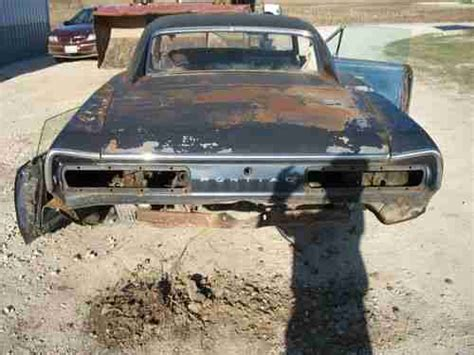 Sell New 1966 66 Pontiac Gto Body For Parts With Title In
