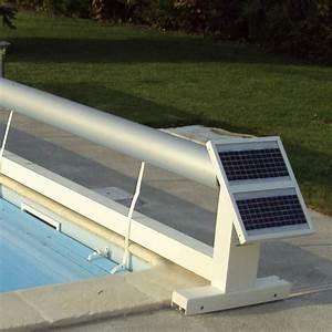 Volet Roulant Piscine Pas Cher : couverture solaire de piscine volet de piscine hors sol ~ Mglfilm.com Idées de Décoration