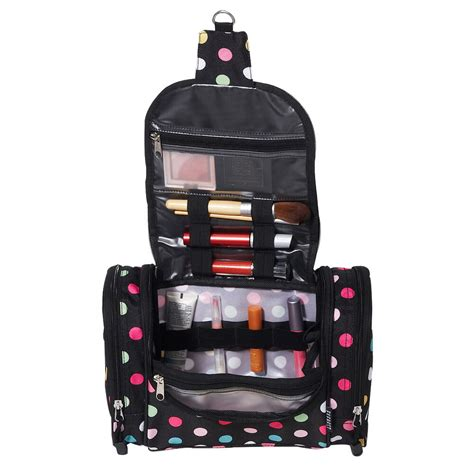 deluxe toiletry cosmetic   travel small bag ebay