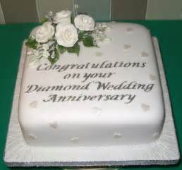 60th anniversary cake topper diamond wedding anniversary alison 39 s cakes