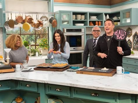 food network the kitchen the kitchen co hosts top tricks of the trade the
