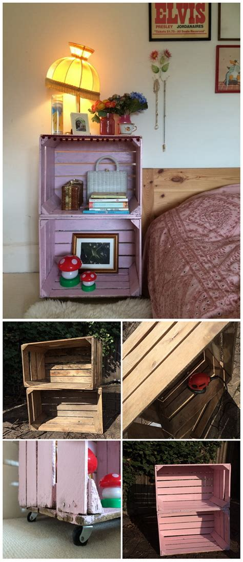 build  amazing wood crate projects   home