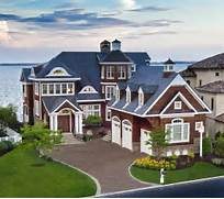 Beautiful Home Design With Modern Vintage Interior Ocean View Back To Post Luxe Award Winning Mansion In Maryland United