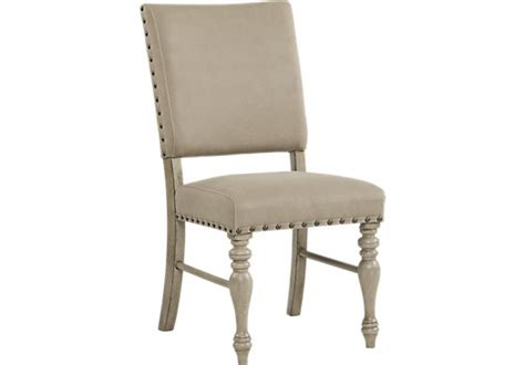 driftwood dining chairs vista driftwood brownish gray side chair rustic 3473