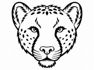 Dessin Jaguar Facile : cheetah 7 leopard jaguar wild cat spots wildlife wild animal ~ Maxctalentgroup.com Avis de Voitures