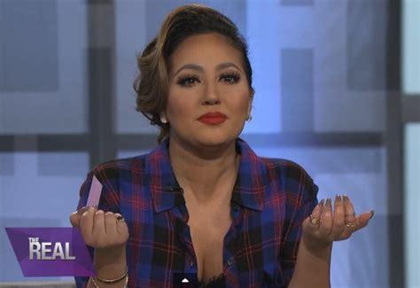 Adrienne Bailon Gets Emotional While Explaining Why She