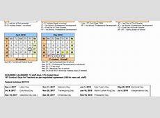 Norris 201718 School Year Calendar Norris School District