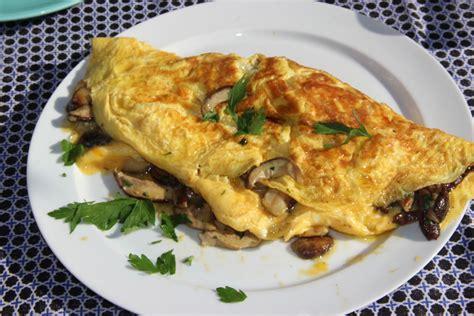 cepes cuisine l 39 omelette aux cèpes