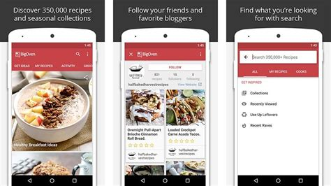 application cuisine android 10 best cooking apps and recipe apps for android android
