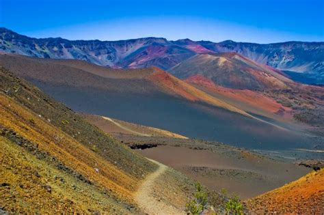 parts of the sun discover the beauty of nature by visiting haleakalā
