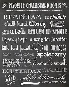 favorite chalkboard fonts chalkboard fonts fonts and With chalk art lettering
