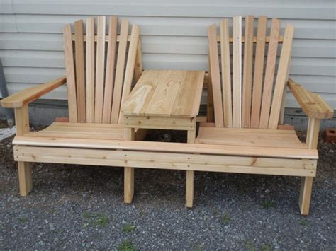 Wooden Outdoor Furniture by Handcrafted Wooden Outdoor Furniture Zimmermans Country