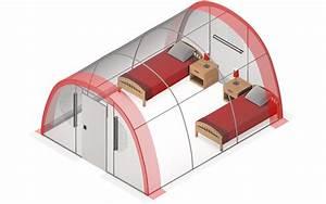 Alaska Structures XT-Series Camp System Fabric Buildings