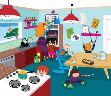les dangers de la maison les accidents domestiques