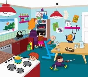 les accidents domestiques With les danger a la maison