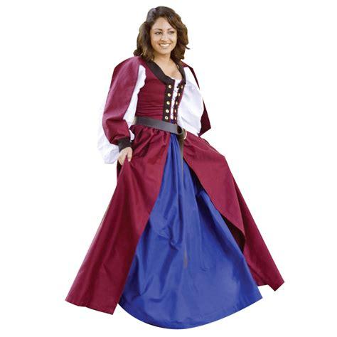 Celtic Clothing & Scottish Dresses