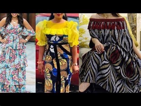 2020 Ankara Styles   Ankara Maxi / Midi Gowns / Dresses ...