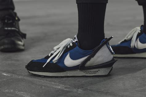 nike announces  latest sneaker  undercover  edgy update   daybreak acquire