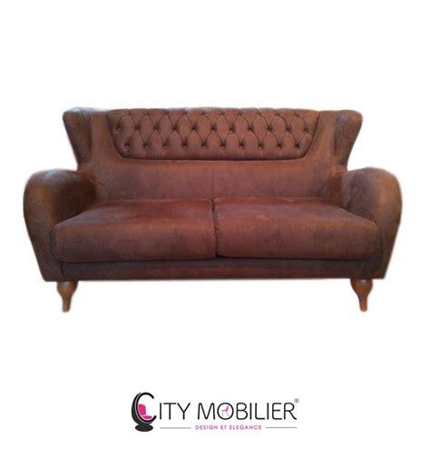 canape capitonne canapé lounge capitonné seattle city mobilier