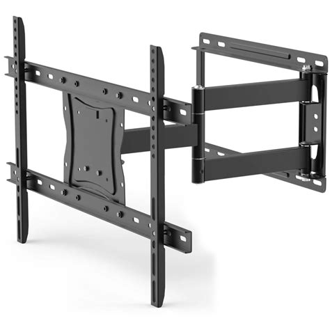 tv on wall mount motion tv wall mount for 19 quot 84 quot tvs with tilt and