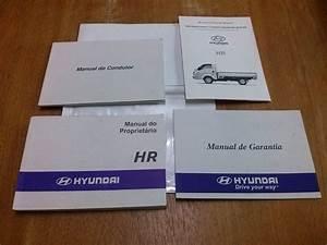 Manual Do Proprietario Da Hyundai Hr 2010