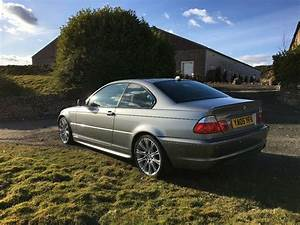 Bmw 330d M Sport Coupe 2005  3 0 Diesel  6 Speed Manual  Grey