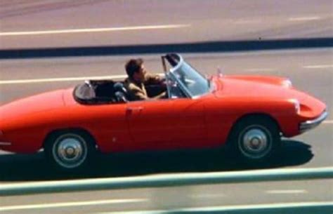 The Graduate Alfa Romeo by The Graduate 1966 Alfa Romeo 1600 Spider Duetto The 50
