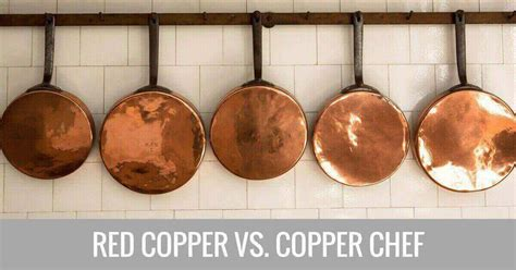 copper chef  red copper    avoid common problems