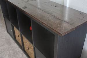 Ikea Kallax Hack : ikea kallax hack ikea expedit hack very easy and small change to spruce up this old tv stand ~ Markanthonyermac.com Haus und Dekorationen
