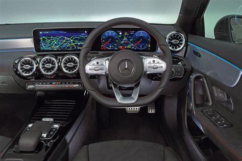 Amg mercedes car mats excellent condition. Mercedes A Class Interior, Sat Nav, Dashboard | What Car?