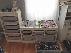 Lego Storage Ideas & Solutions: Real Life Examples Lego