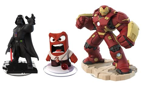 Daily Deals Disney Infinity 30 Figures Starting At $5