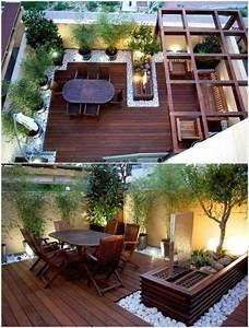 Decoration terrasse bois exterieur decoration en pierre for Decoration pour jardin exterieur 8 decoration escalier bois