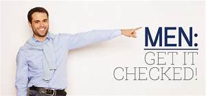 Men: Get It Checked! Checkup and Screening Guidelines for ...