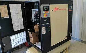 Ingersoll Rand Rotary Compressor Installation And Startup