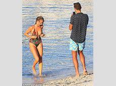 Millie Mackintosh ditches boyfriend Hugo Taylor to kiss