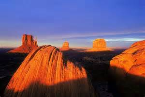 Sightseeing Western United States