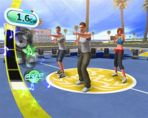 Wii Mein Fitness Coach  My Fitness Coach Dance Workout