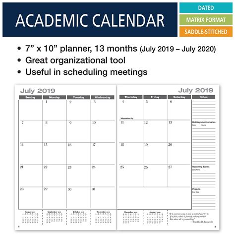 elan publishing academic calendar