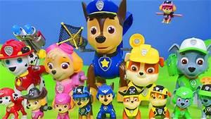 Paw Patrol Alle Hunde : paw patrol unboxing alle figuren von chase skye ~ Watch28wear.com Haus und Dekorationen
