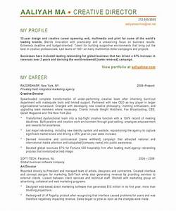 creative director free resume samples blue sky resumes With creative resume writing services