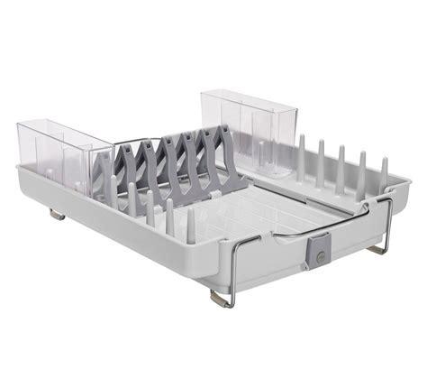 OXO Good Grips Foldaway Dish Rack in Dish Racks
