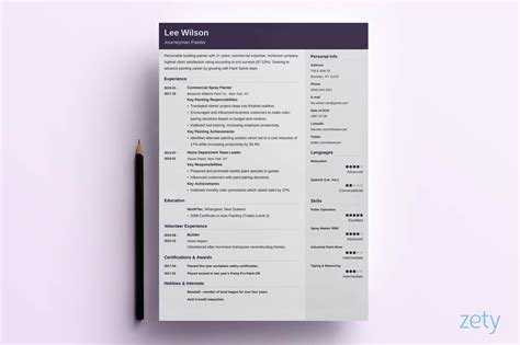 creative resume templates 16 exles to guide