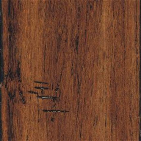 home legend bamboo flooring care home legend scraped strand woven spice 3 8 in x 5 1