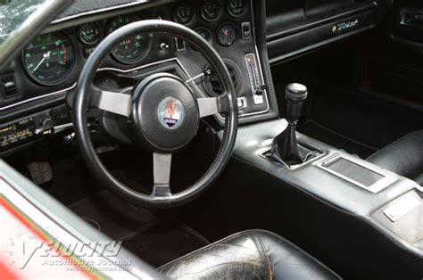 maserati merak interior 1979 maserati merak related infomation specifications