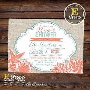 printable beach wedding invitations templates With destination wedding shower invitations