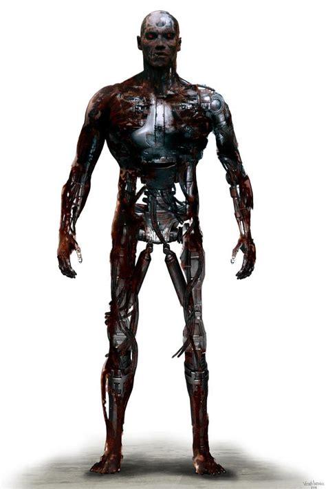 victor james martinez terminator salvation concept art